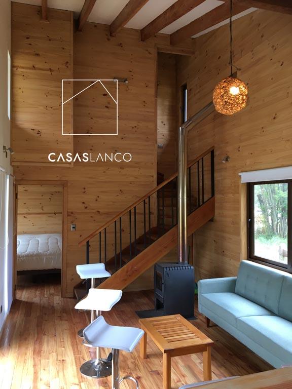 Revestimiento interior en madera