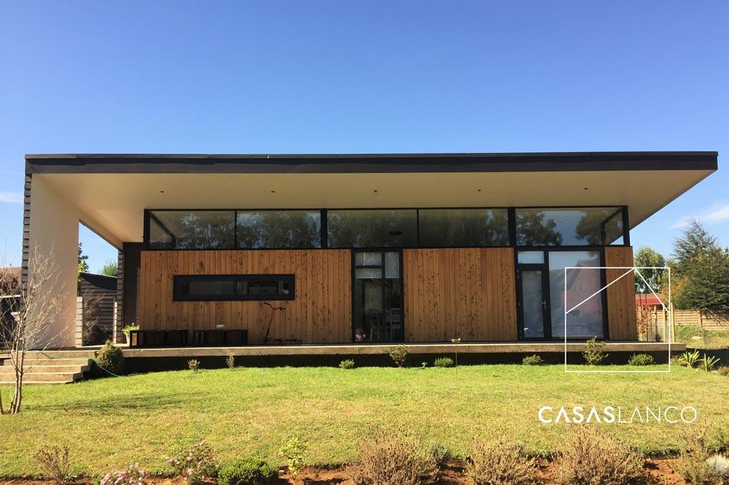 Casa a pedido de 243,47 m2 Valdivia, Riberas de Estancilla