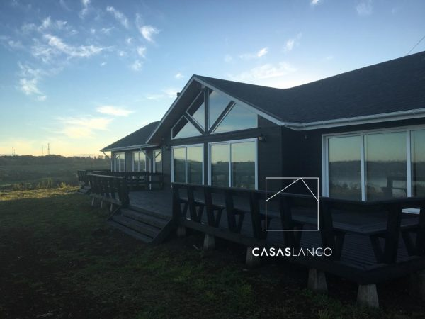 Casa a pedido 312,19 m2. Frutillar, Playa Maqui