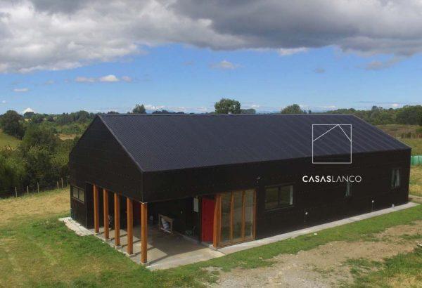Casa Galpón Modelo G8